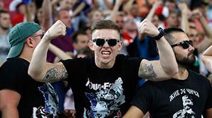 УЕФА грозит России и Англии дисквалификацией в случае продолжения драк фанатов