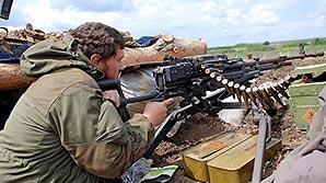 В ДНР рассказали об активных попытках украинских войск прорваться в Дебальцево