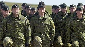 Канада по совету Обамы отправит войска в Европу для сдерживания агрессии РФ