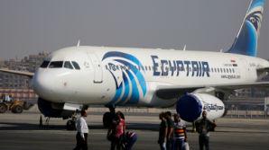 """На записи с речевого самописца разбившегося A320 EgyptAir слышно слово """"пожар"""""""