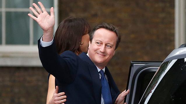 Премьер-министр Британии ушел в отставку