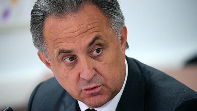Виталию Мутко отказали в аккредитации на Олимпиаду в Рио-де-Жанейро