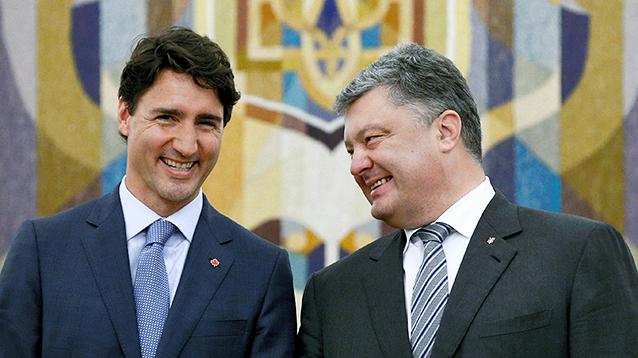 Президент Украины объявил о выполнении Минских соглашений