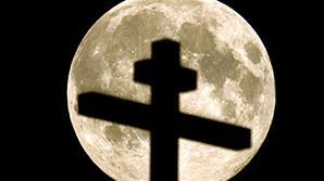 Поклонный крест в Татарстане спилил  местный депутат по эстетическим соображениям