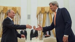 В Кремле проходит встреча Путина и Керри