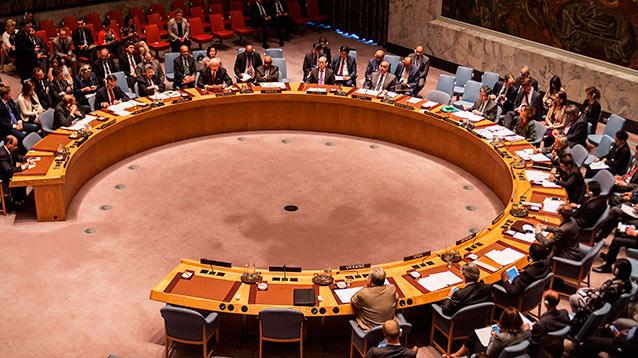 В Совете Безопасности ООН прошло заседание по Крыму