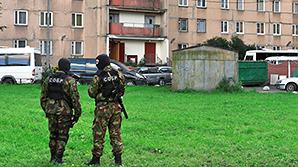 В Петербурге прошла антитеррористическая операция со взрывами и стрельбой
