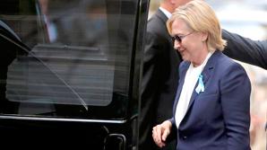 Штаб Клинтон пообещал опубликовать информацию о ее здоровье