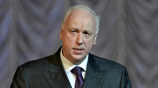Глава Следственного комитета подал заявление об отставке