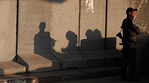Палестинец напал с ножом на КПП в Израиле