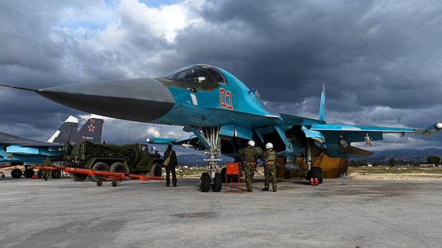Стоимость военной операции России в Сирии оценили в 58 млрд рублей
