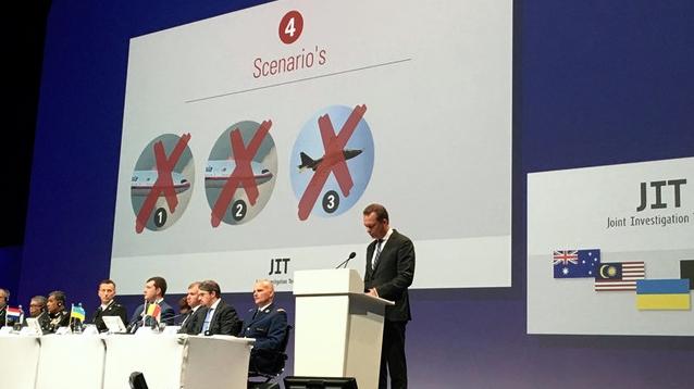 """Международная следственная группа: сбивший Boeing """"Бук"""" был доставлен из России"""