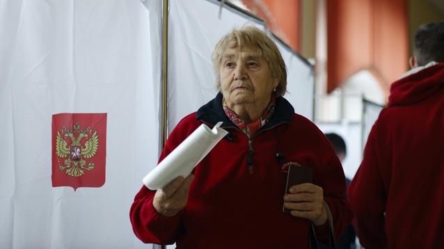 """Движение """"Голос"""" сообщило о большом количестве нарушений на выборах в Госдуму"""