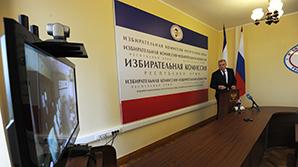 Избирательная комиссия Крыма не получил ни одной жалобы 18 сентября
