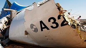 """МАК обнародовал вывод о """"взрывной декомпрессии"""" на борту A321"""