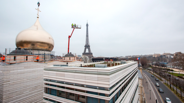 Российский духовно-культурный центр в Париже вместо Путина откроет Мединский
