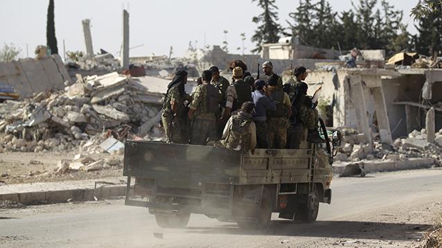 США прекратили переговоры с Россией по Сирии