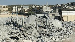 Франция обвинила РФ и Сирию в авиаударе по школе в Идлибе, где погибли более 20 детей