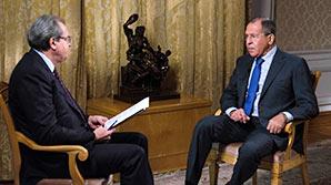 Лавров рассказал о состязании западных лидеров по эпитетам в адрес Путина