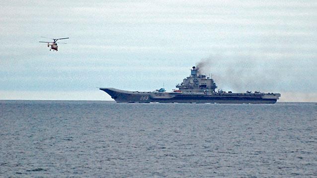 В Минобороны РФ подтвердили сообщения о крушении МиГ-29 в Средиземном море