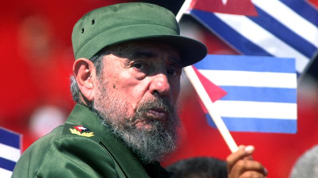 Названа дата похорон Кастро