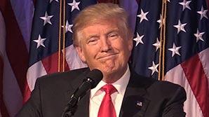 Путин и Трамп первый раз после выборов президента США поговорили по телефону
