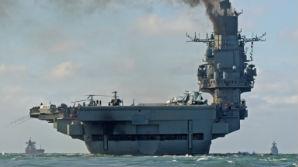 В ВМФ рассказали о маневрах российской авианосной группы у берегов Сирии