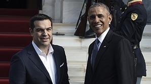 В ходе последнего зарубежного турне Обама призвал сохранять санкции против России