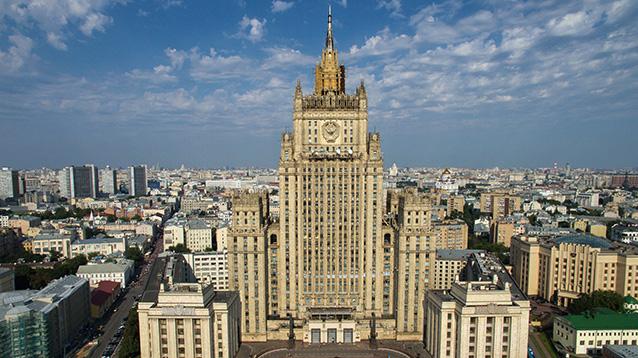 МИД РФ объявил о 96 высылаемых россиянах в связи с решением США