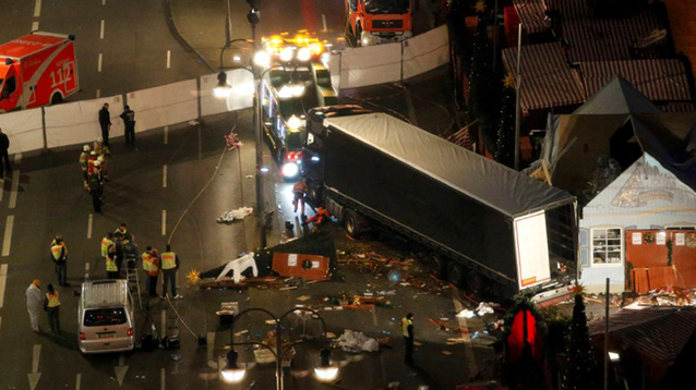 """""""Исламское государство"""" взяло на себя ответственность за теракт в Берлине"""