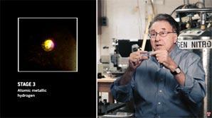 Физики объявили о получении твердого металлического водорода