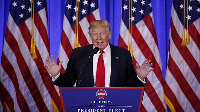 Трамп: у России на меня не может быть никакого компромата