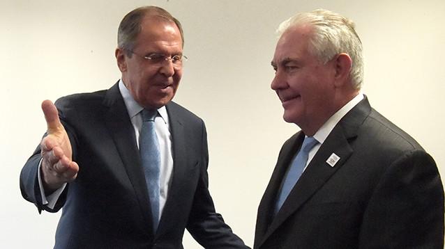В Бонне прошла первая встреча Лаврова и Тиллерсона: санкции не обсуждались