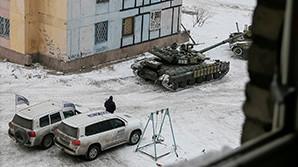 Бои в Донбассе: в Авдеевке замечены танки ВСУ, а под Донецком остановлены поезда