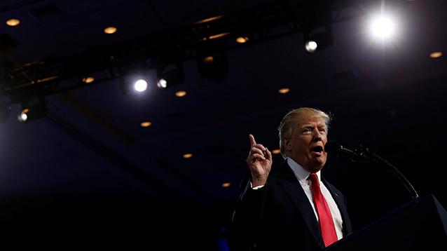 Трамп пообещал беспрецедентно нарастить военную мощь США
