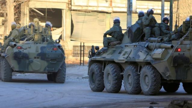 Россия готова продолжать борьбу с ИГ в одиночку, заявили в Кремле