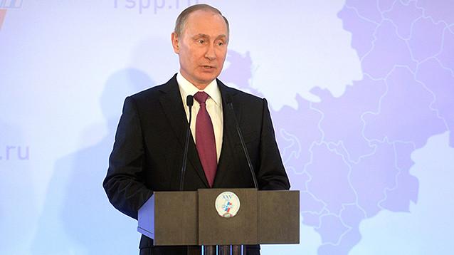Путин посоветовал министрам не обсуждать публично налоговые изменения