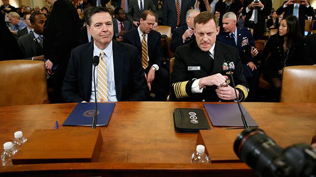 ФБР заявило о сговоре Кремля и WikiLeaks при взломе серверов Демократической партии США
