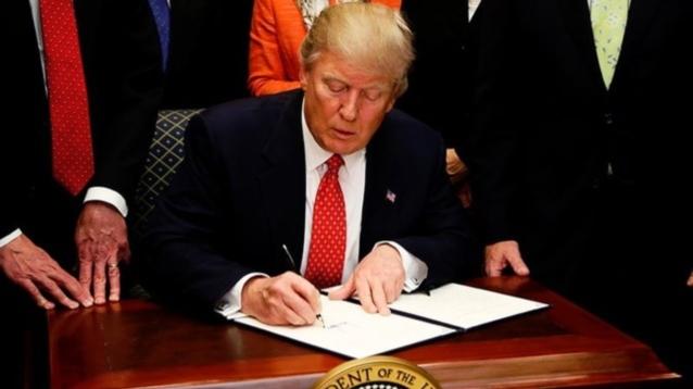 Трамп подписал новый иммиграционный указ