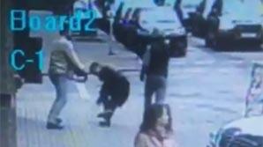 Опубликована видеозапись убийства бывшего депутата Госдумы Дениса Вороненкова