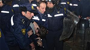 МВД Грузии пообещало жестко наказать участников беспорядков в Батуми