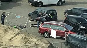Задержан француз, пытавшийся въехать в толпу на главной торговой улице Антверпена