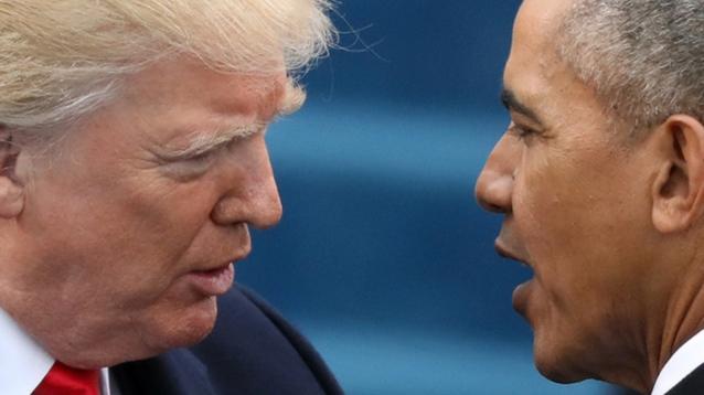 """Трамп назвал Обаму """"слабаком"""", рассказывая, что именно Россия сделала с Крымом"""