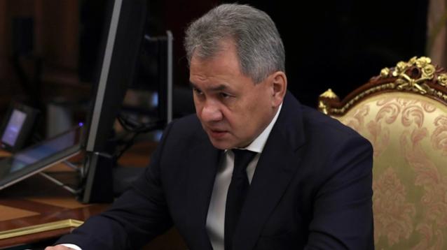 Шойгу на отдыхе в тайге доложил Путину о взятии Пальмиры