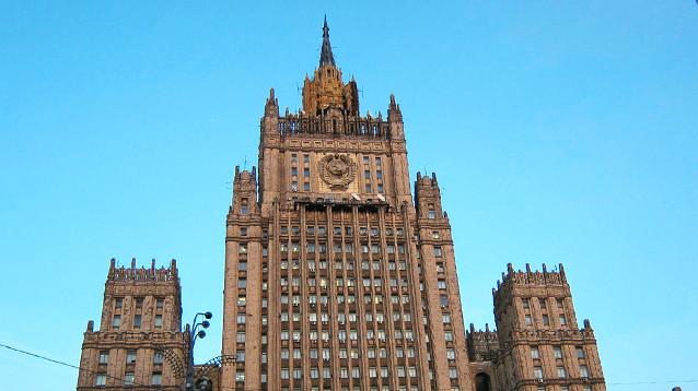 МИД заявил о развертывании военно-биологических объектов США у границ РФ