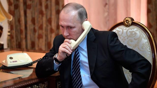 СМИ: Путин и Порошенко вновь провели тайные 20-минутные переговоры