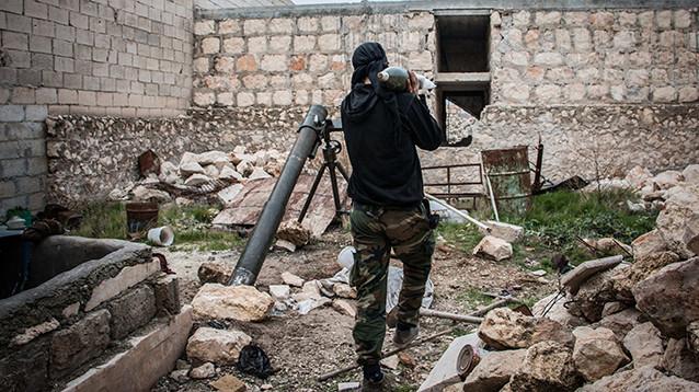 Россия продолжает нести потери в Сирии. При артобстреле погиб майор ВМФ Сергей Бордов