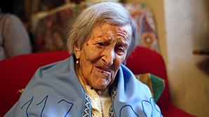 В Италии умерла старейшая женщина в мире, заставшая 19-й век и 12 Римских пап