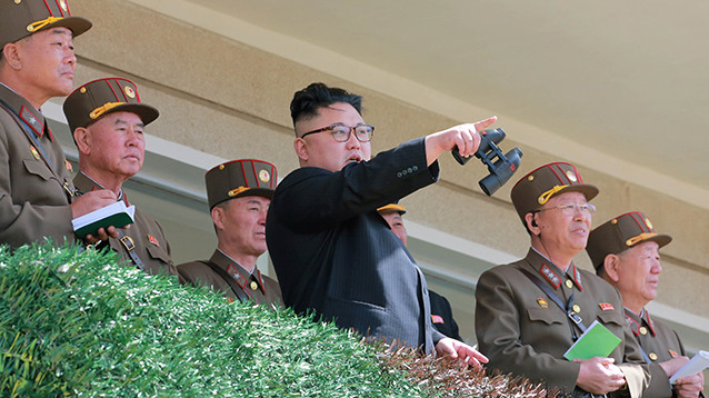 КНДР пригрозила потопить авианосец Carl Vinson в случае агрессии США
