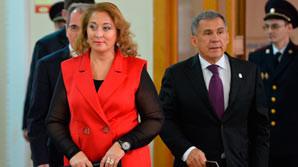 Жена президента Татарстана Минниханова заработала за год 2,35 млрд рублей